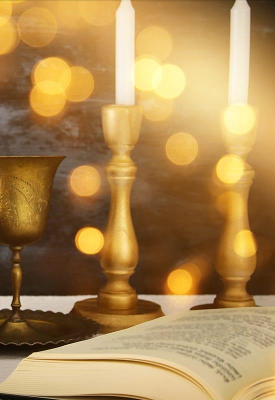 Kabbalat Shabbat Live! Parashat Lech Lecha