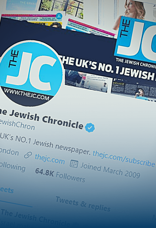 Where are we now? The Jewish Chronicle in discussion with Hampstead Synagogue