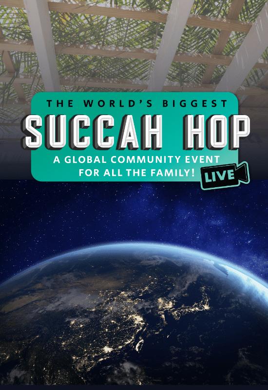 The World's Biggest Succah Hop 2: Live!